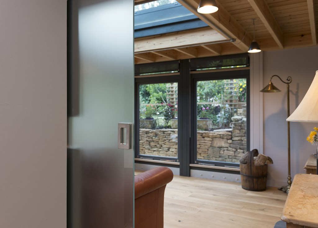Extensions mosspods for Contemporary garden rooms extensions