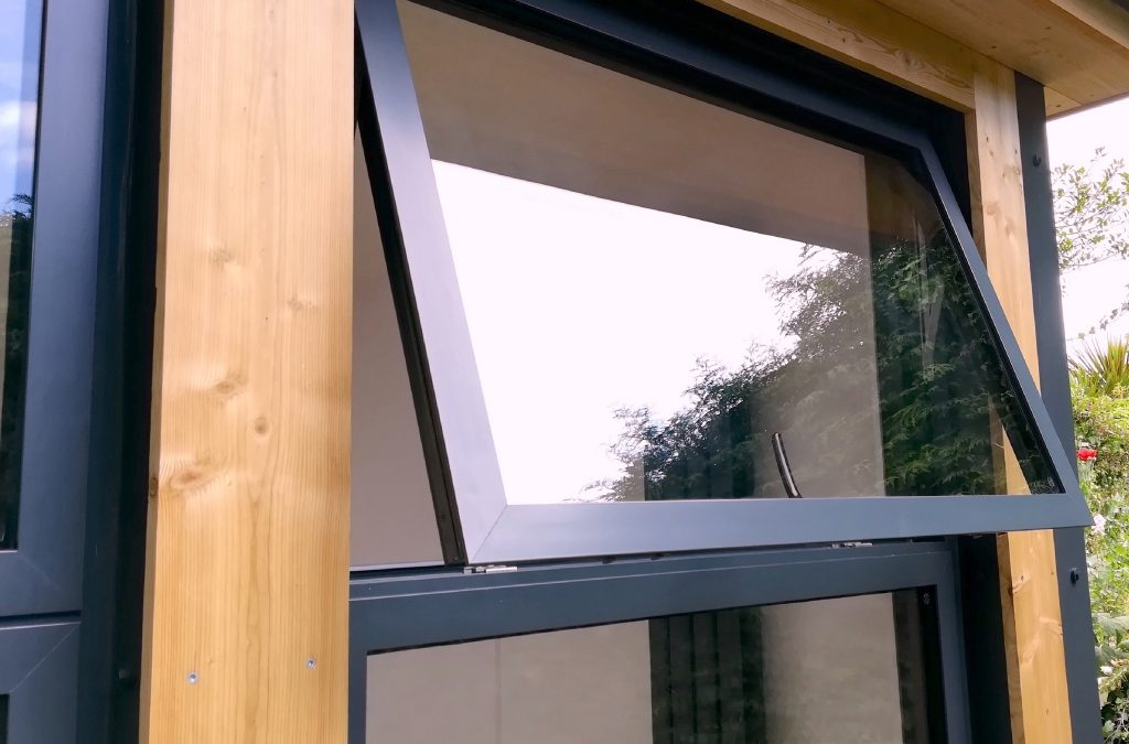 Aluminium Windows and Doors for Garden Rooms