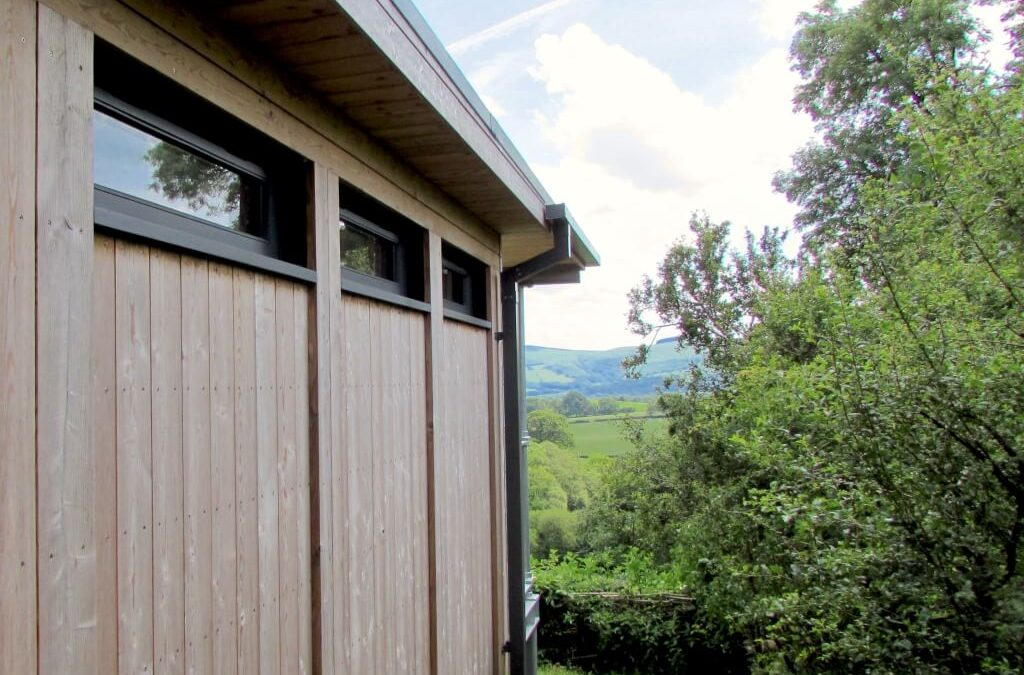 Why We Choose Siberian Larch Timber Cladding